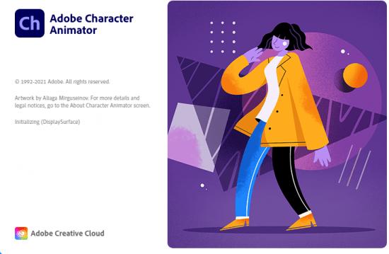 图片[1]-Character,Animator,2021,4.2.0.34-好软库