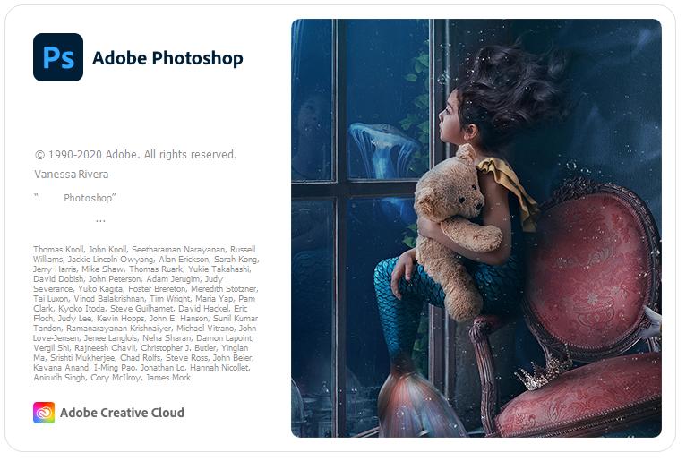 图片[1]-Adobe Photoshop2020 21.2.11 翠绿色精简-好软库