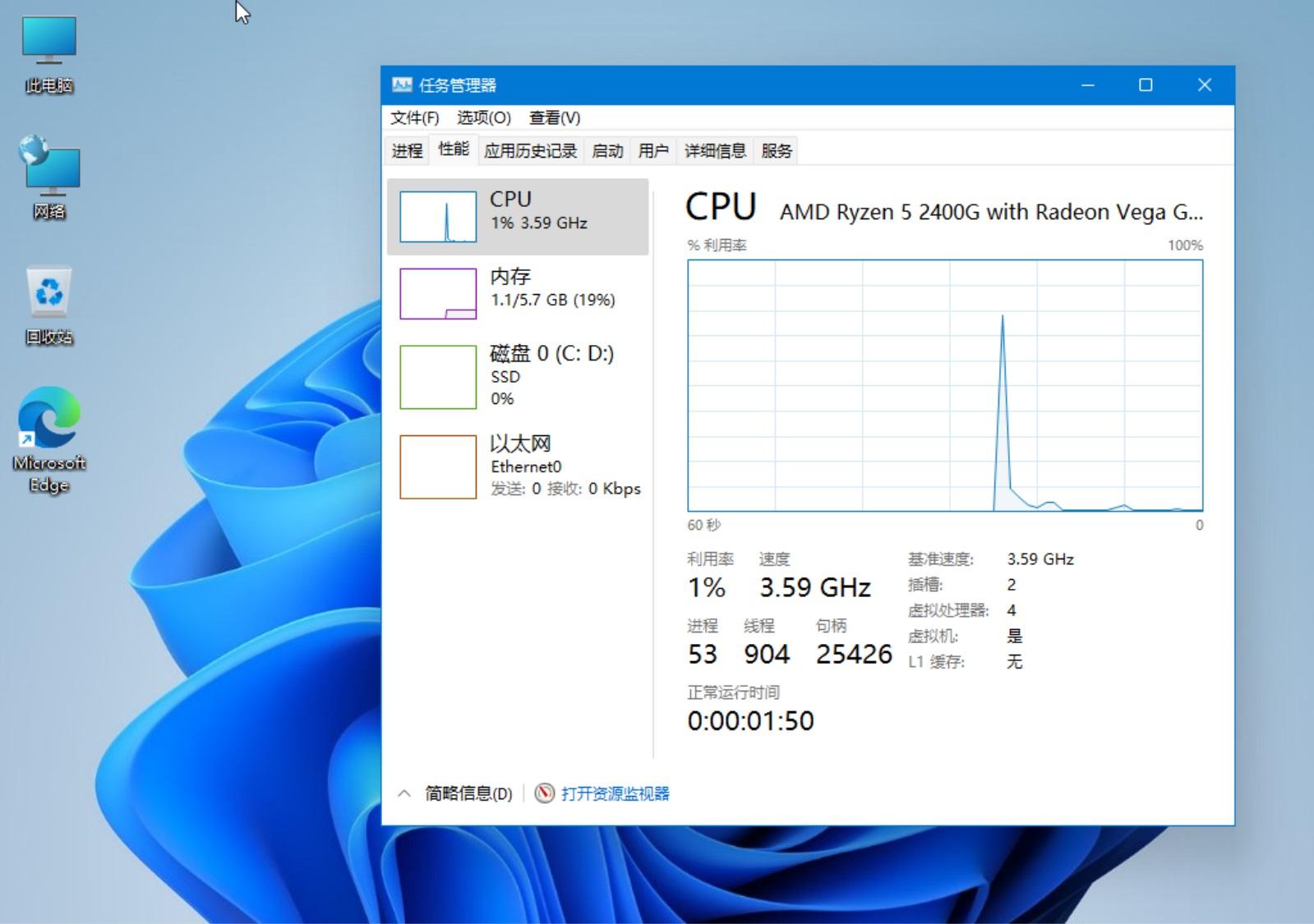 图片[3]-小修 Windows 11 专业版22H2(22471.1000)-好软库